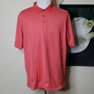 Men's Jos. A. Banks Striped Golf Polo Shirt